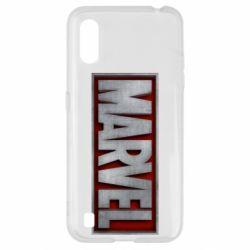 Чохол для Samsung A01/M01 Marvel 3D