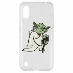 Чохол для Samsung A01/M01 Master Yoda