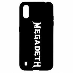 Чохол для Samsung A01/M01 Megadeth