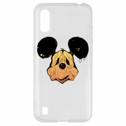 Чехол для Samsung A01/M01 Mickey mouse is old