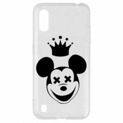 Чехол для Samsung A01/M01 Mickey Mouse Swag