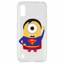 Чохол для Samsung A01/M01 Minion Superman
