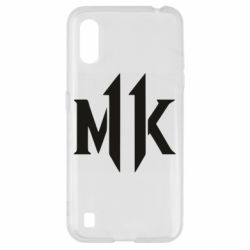 Чохол для Samsung A01/M01 Mk 11 logo