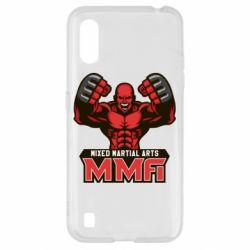 Чохол для Samsung A01/M01 MMA Fighter 2