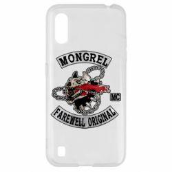 Чохол для Samsung A01/M01 Mongrel MC