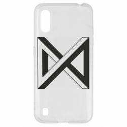 Чохол для Samsung A01/M01 Monsta x simbol