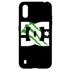 Чохол для Samsung A01/M01 Monster DC