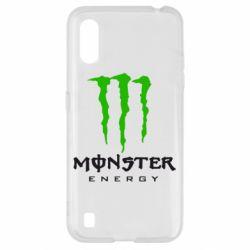 Чехол для Samsung A01/M01 Monster Energy Classic