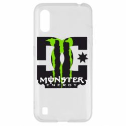 Чохол для Samsung A01/M01 Monster Energy DC