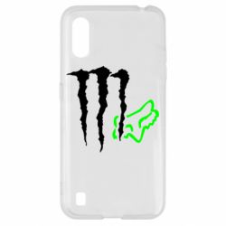 Чохол для Samsung A01/M01 Monster Energy FoX