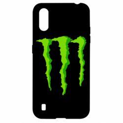 Чохол для Samsung A01/M01 Monster Stripes