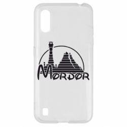Чехол для Samsung A01/M01 Mordor (Властелин Колец)