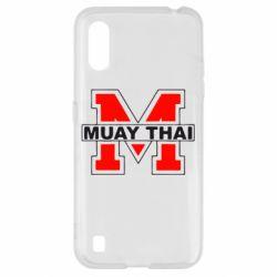 Чохол для Samsung A01/M01 Muay Thai Big M