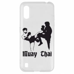 Чохол для Samsung A01/M01 Muay Thai Fighters