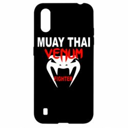 Чехол для Samsung A01/M01 Muay Thai Venum Fighter