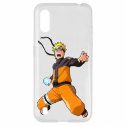 Чохол для Samsung A01/M01 Naruto rasengan