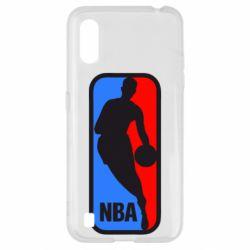 Чохол для Samsung A01/M01 NBA