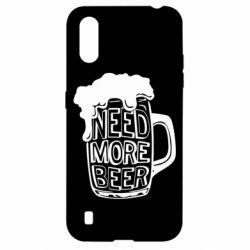 Чохол для Samsung A01/M01 Need more beer