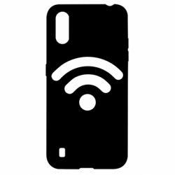 Чохол для Samsung A01/M01 Net