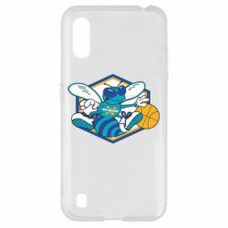 Чохол для Samsung A01/M01 New Orleans Hornets Logo