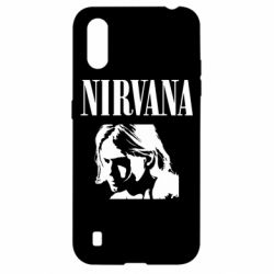Чохол для Samsung A01/M01 Nirvana