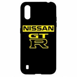 Чохол для Samsung A01/M01 Nissan GT-R