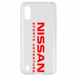 Чохол для Samsung A01/M01 Nissan Sport Adventure