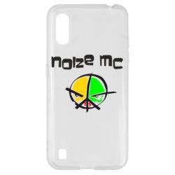 Чохол для Samsung A01/M01 Noize MC Logo