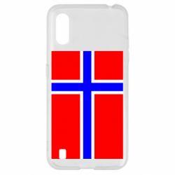 Чохол для Samsung A01/M01 Норвегія