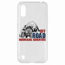Чохол для Samsung A01/M01 Off Road mountain adventure