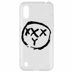 Чехол для Samsung A01/M01 Oxxxy