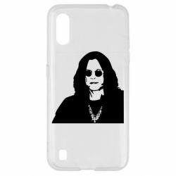 Чохол для Samsung A01/M01 Ozzy Osbourne особа