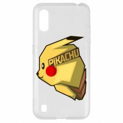 Чохол для Samsung A01/M01 Pikachu