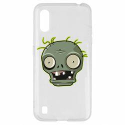 Чохол для Samsung A01/M01 Plants vs zombie head