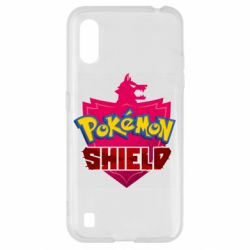 Чохол для Samsung A01/M01 Pokemon shield