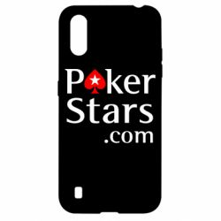 Чехол для Samsung A01/M01 Poker Stars