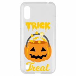 Чохол для Samsung A01/M01 Pumpkin basket for sweets