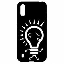 Чохол для Samsung A01/M01 Punk3