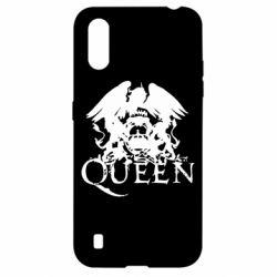 Чехол для Samsung A01/M01 Queen