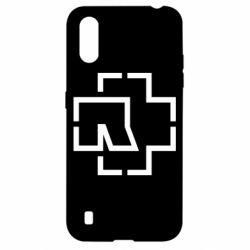 Чохол для Samsung A01/M01 Ramshtain logo