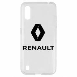 Чохол для Samsung A01/M01 Renault logotip