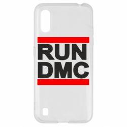 Чохол для Samsung A01/M01 RUN DMC