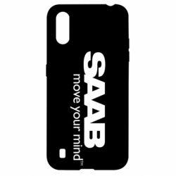 Чохол для Samsung A01/M01 SAAB