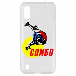 Чохол для Samsung A01/M01 Sambo