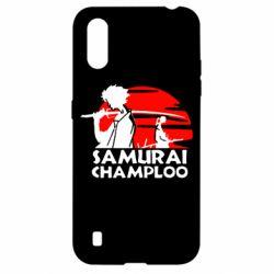Чохол для Samsung A01/M01 Samurai Champloo