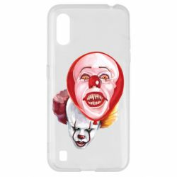 Чохол для Samsung A01/M01 Scary Clown
