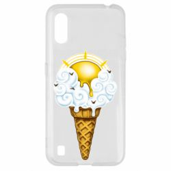Чохол для Samsung A01/M01 Sea ice cream