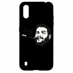 Чохол для Samsung A01/M01 Сhe Guevara bullet