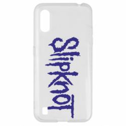 Чохол для Samsung A01/M01 Slipknot