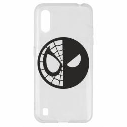 Чохол для Samsung A01/M01 Spider Man and Deadpool